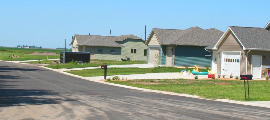 New Richland, Minnesota's Homestake Subdivision