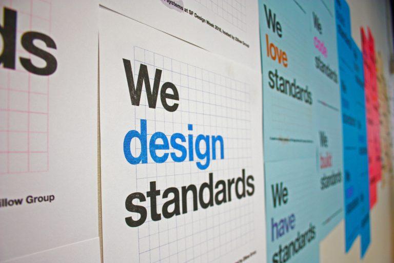 Posters at SF Design Week Panel at Trulia HQ