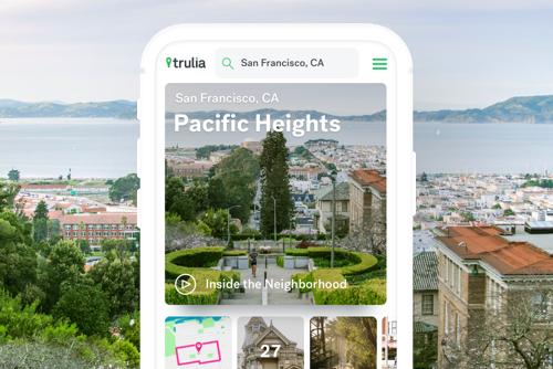 Trulia Neighborhoods Pacific Heights, San Francisco