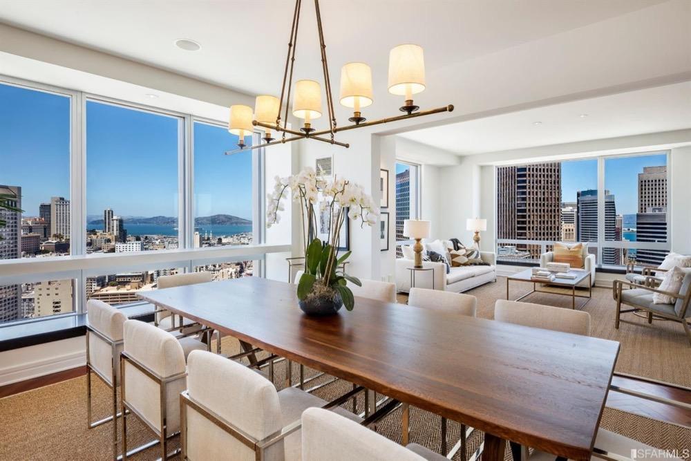 San Francisco 3 Most expensive condos
