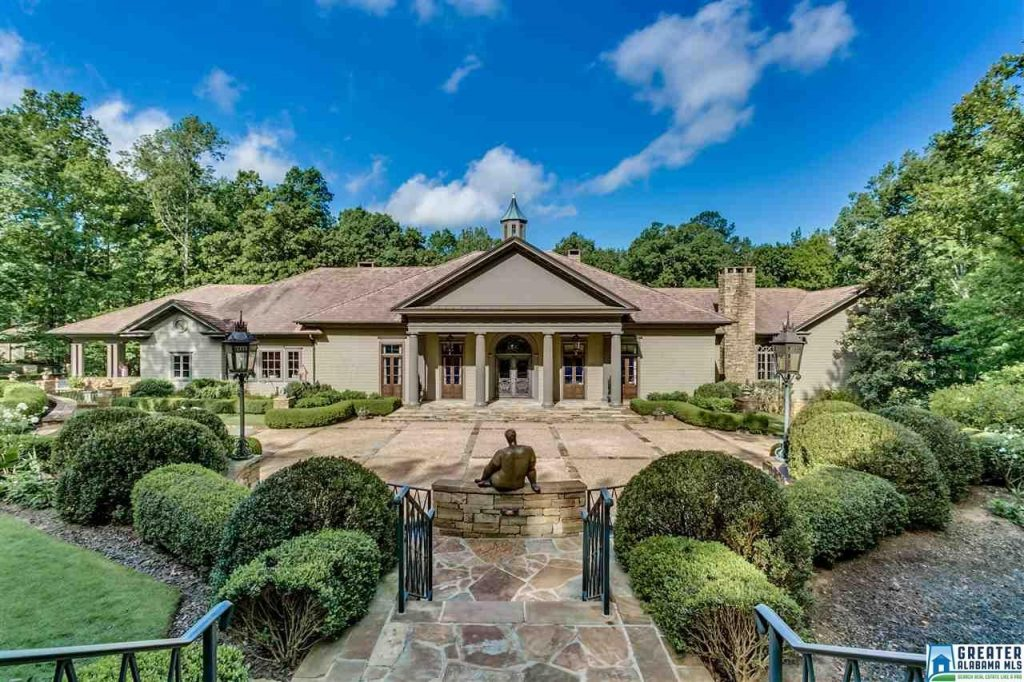 Most expensive listing in Alabama