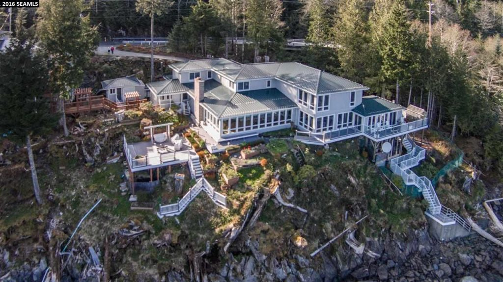 Most expensive listing in Alaska