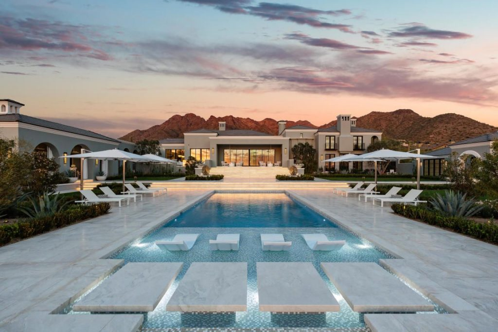 Most expensive listing in Arizona