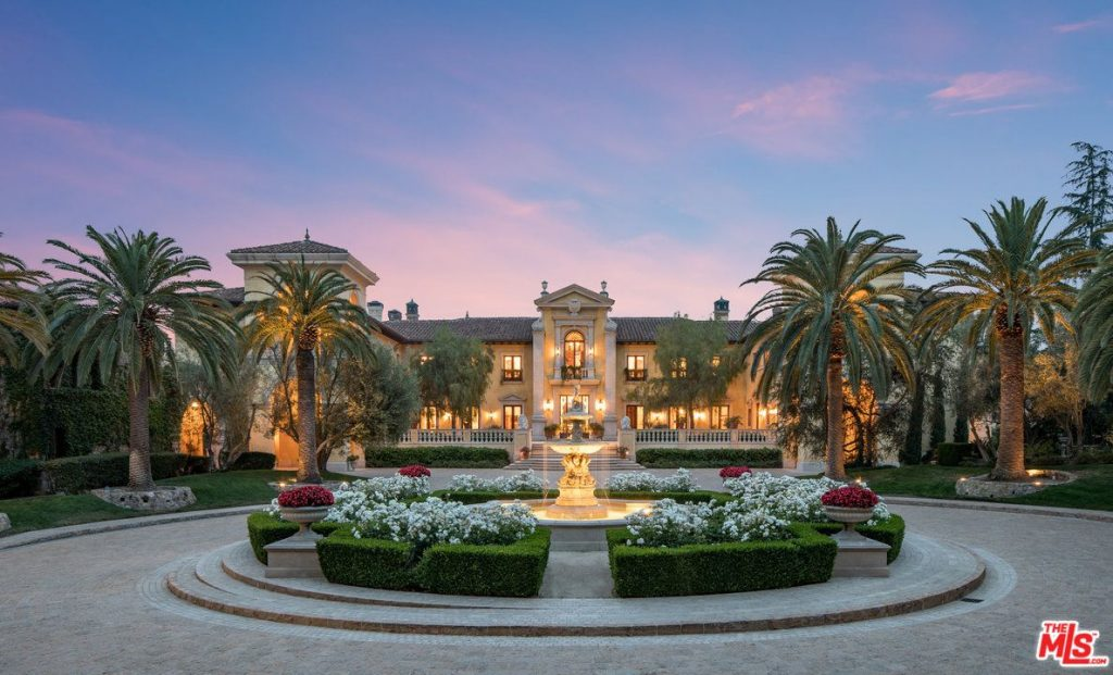 Most expensive listing in California
