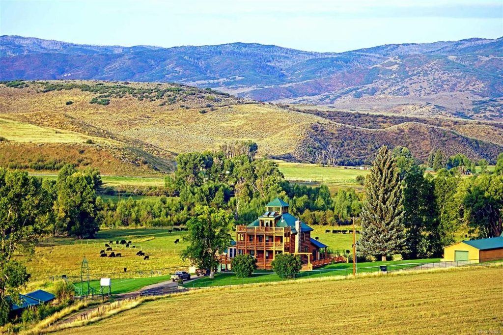 Most expensive listing in Colorado