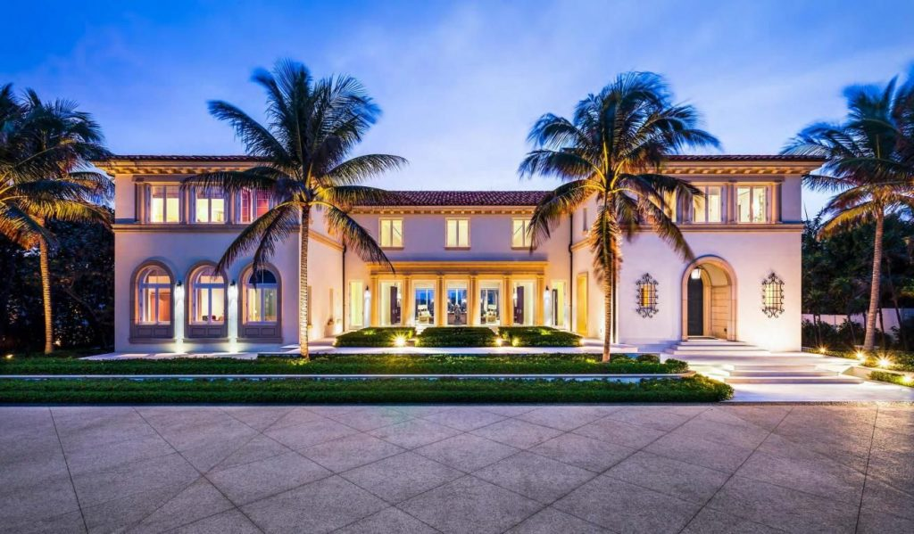 Most expensive listing in Florida