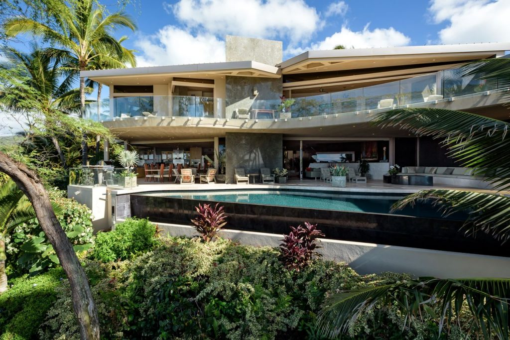 Most expensive listing in Hawaii