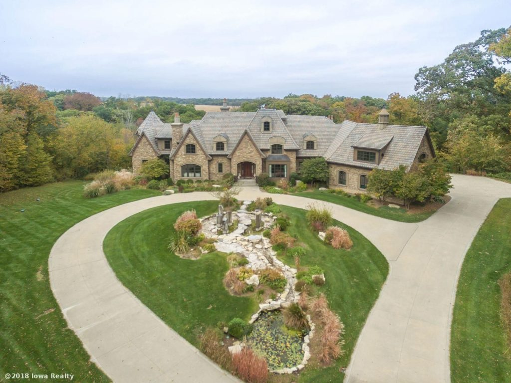 Most expensive listing in Iowa