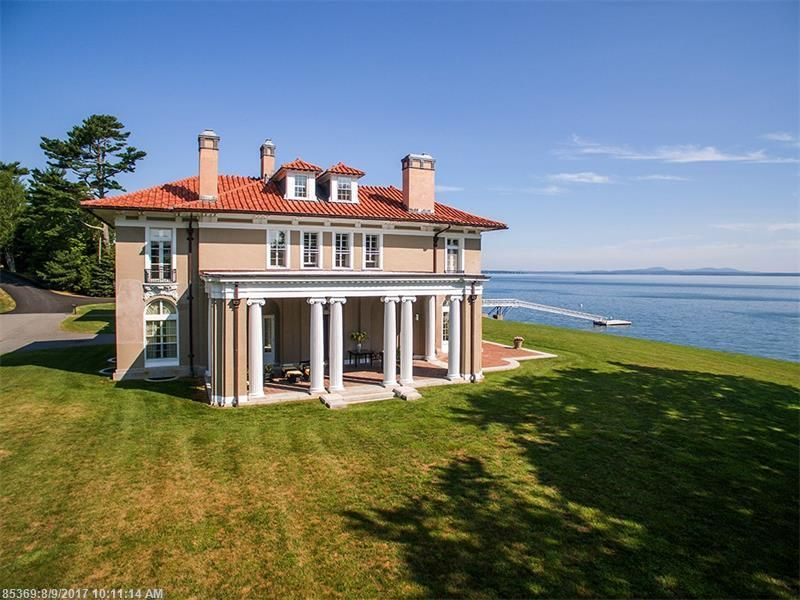 Most expensive listing in Maine