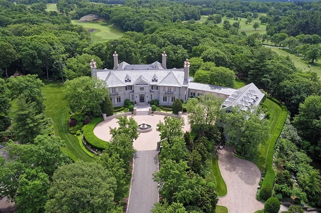Most expensive listing in Massachusetts