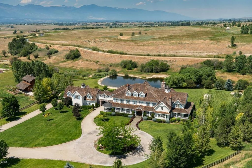 Most expensive listing in Montana