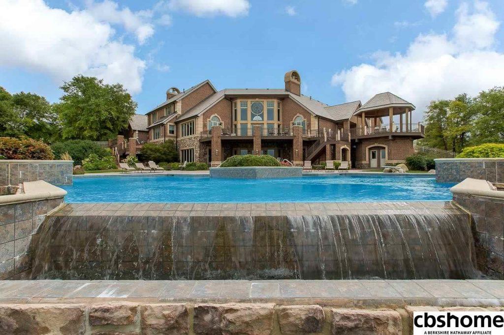 Most expensive listing in Nebraska