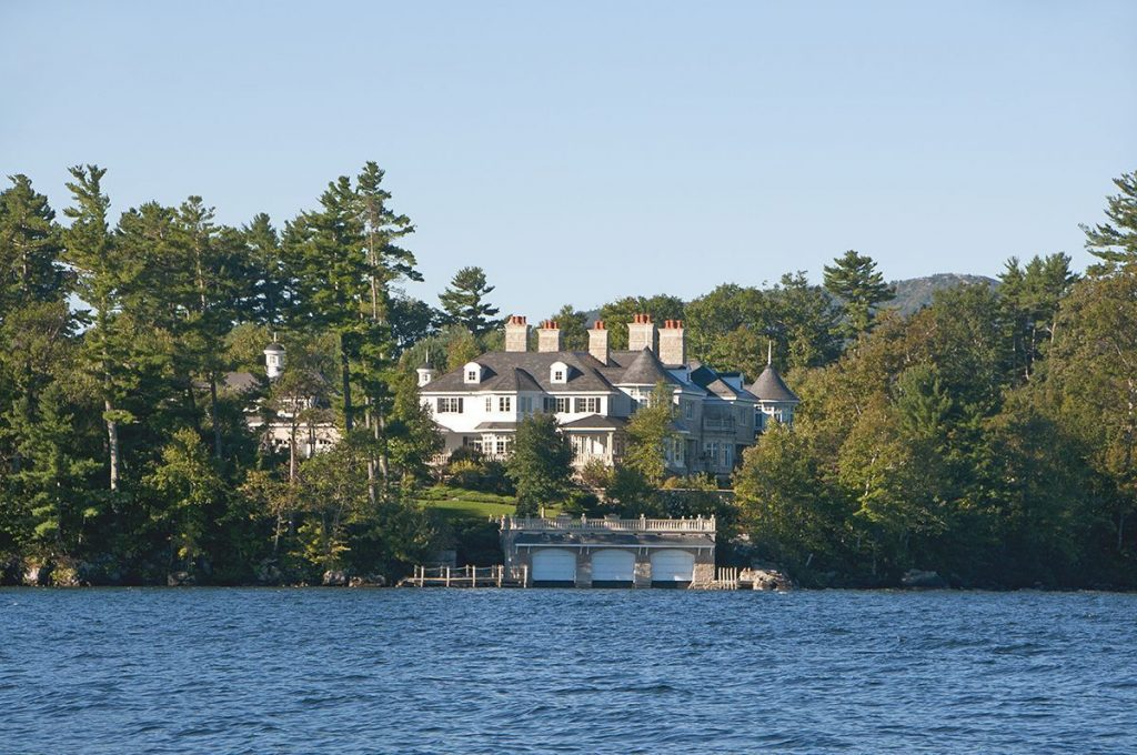 Most expensive listing in New Hampshire