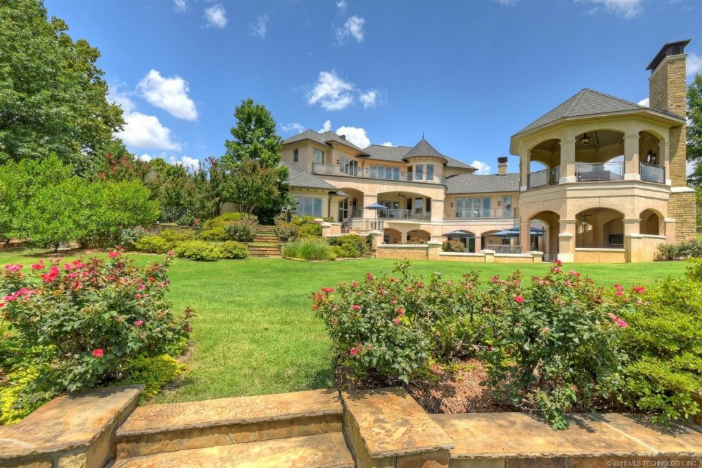 Most expensive listing in Oklahoma