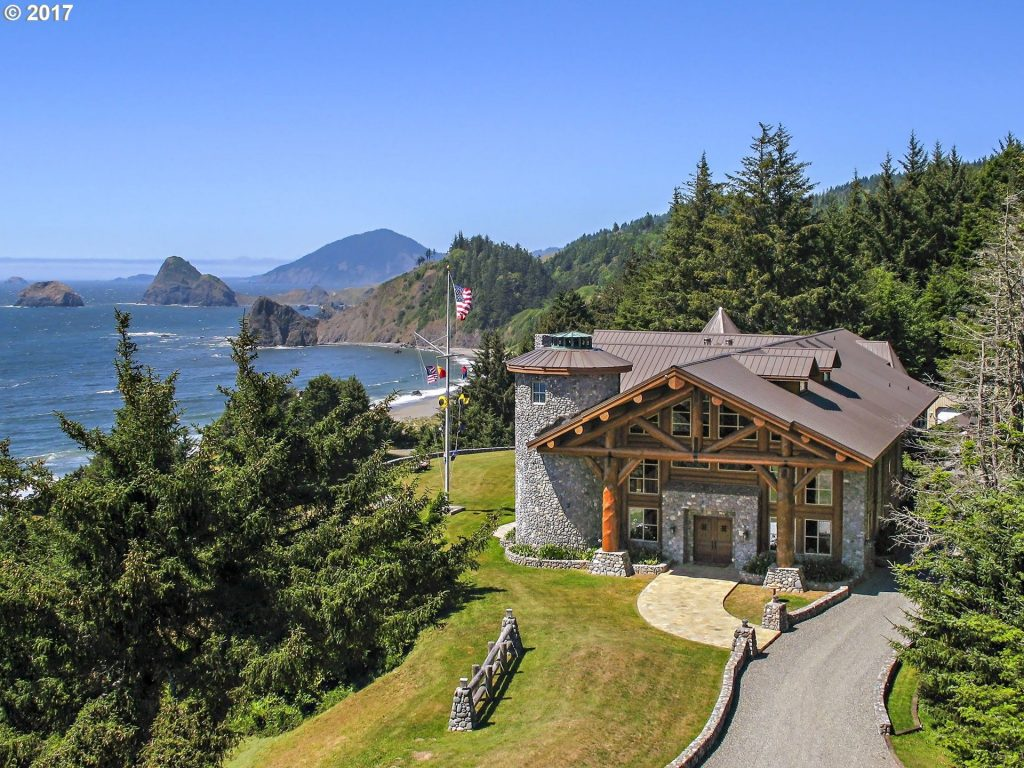 Most expensive listing in Oregon