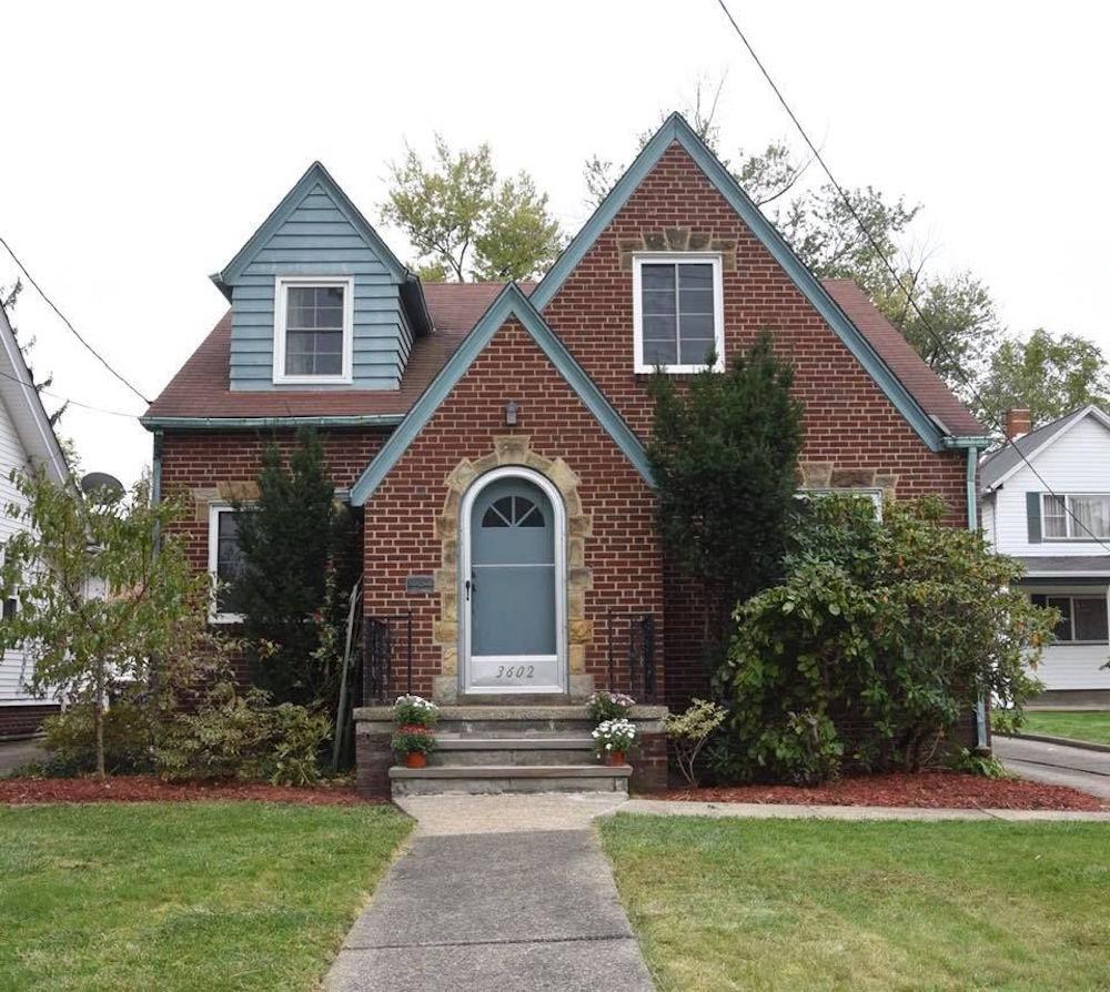 A starter home under $200000 Cleveland