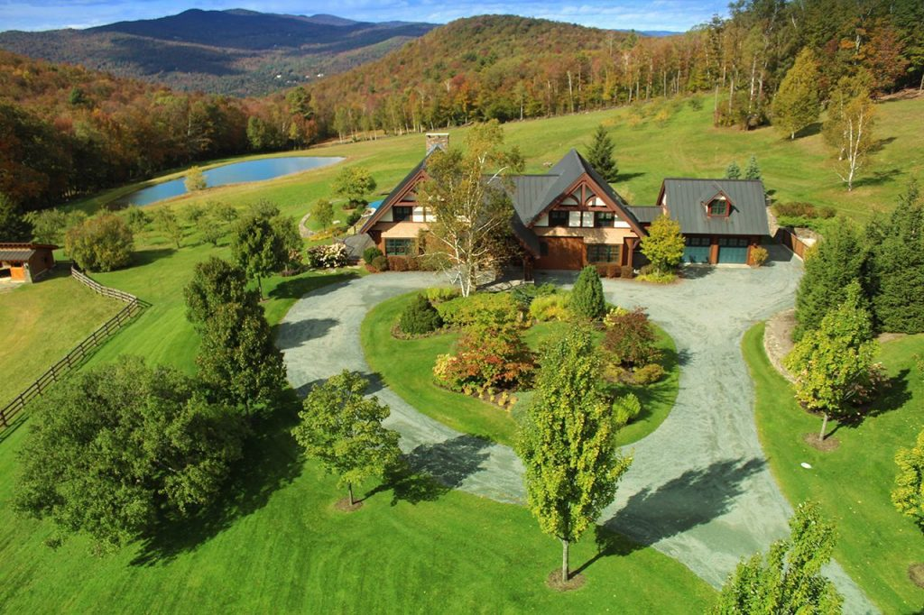 Most expensive listing in Vermont