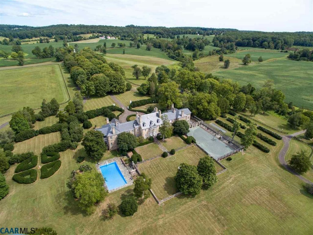 Most expensive listing in Virginia