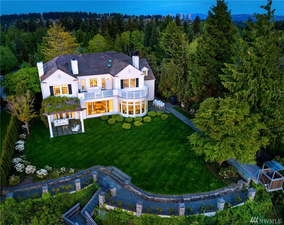 Most expensive listing in Washington