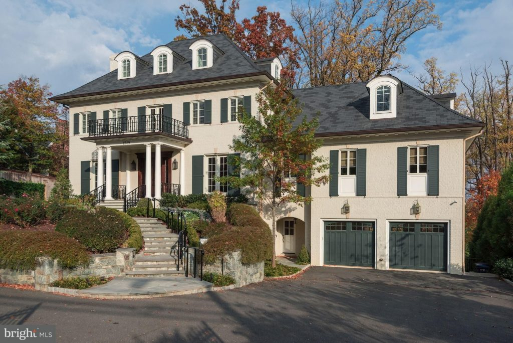 Most expensive listing in Washington D.C.