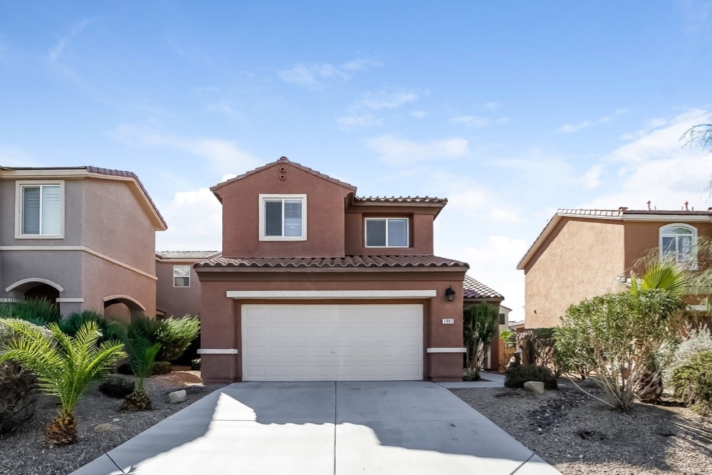 neighborhoods with peace and quiet - Anthem in Henderson, Nevada
