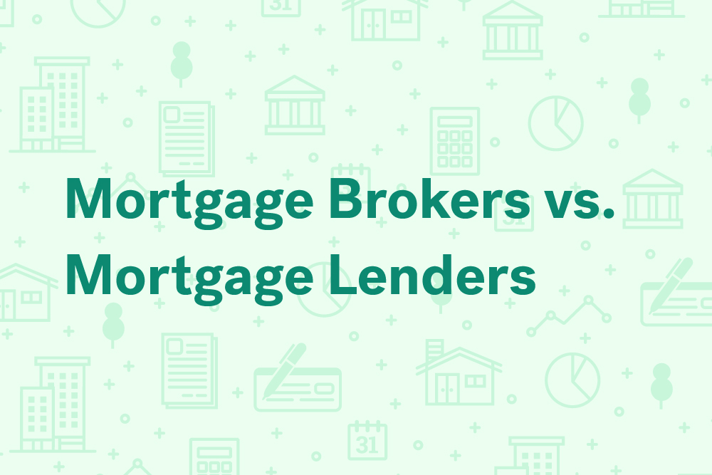 Mortgage Brokers and Mortgage Lenders: What's the Difference?