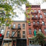 Architecture in Soho neighborhood, New York City, USA