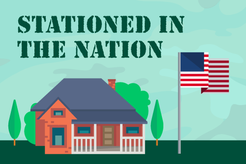 Stationed In The Nation: Best Rental Markets For U.S. Military And Their  Families