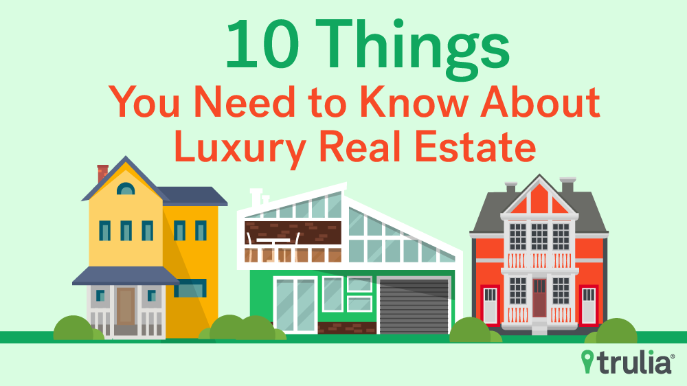 Luxury Homes Are Plentiful But In Many Ways The Market Is Mixed.
