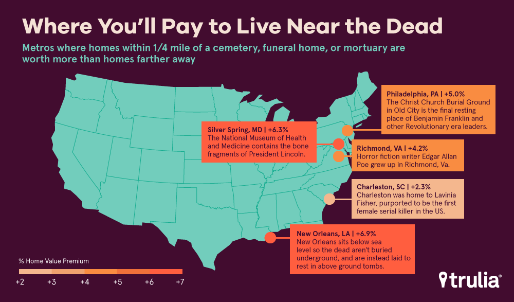 Halloween_Map Where You'll Pay to Live Near the Dead